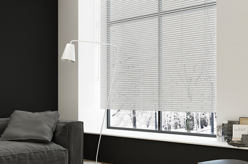 Aluminium Venetian Blinds No 1