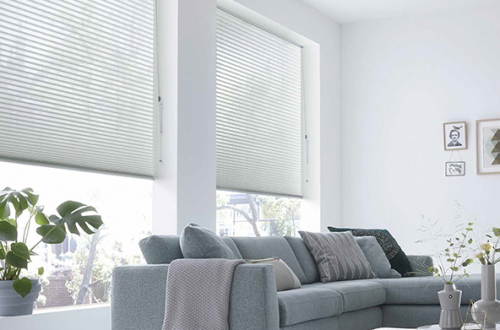Plise Blinds No 2
